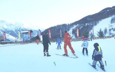 Accès limité au domaine skiable