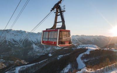 Ouverture domaine skiable saison 2021/2022