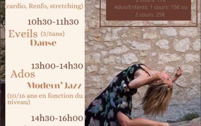 Anoukartform' à la danse les 17 et 18 avril