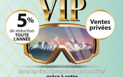 Devenez VIP